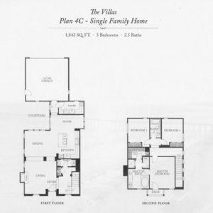 Plan 4C - Single Family Home-sm