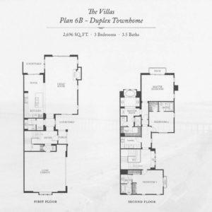 Plan 6B - Duplex Townhome-sm