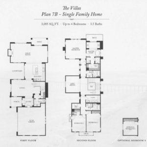 Plan 7B - Single Family Home-sm